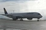 Lufthansa übernimmt zweiten Airbus A350-900