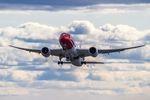 Norwegian quetscht sich zwischen British Airways und SIA