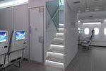 Air France: 3-5-3 und neue Treppen im A380 möglich