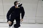 Weltraumgefühl durch virtuelle Realität
