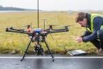 Von Drohnen droht Gefahr – nicht nur im Luftraum
