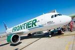 Frontier Airlines erhöht Expansionstempo
