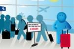 Airlineverband beklagt zähe Grenzkontrollen in der Hochsaison