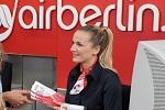 Viele Air-Berlin-Mitarbeiter bangen um Arbeitsplätze