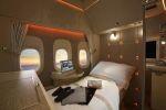 Emirates holt auf im Rennen um bestes First-Class-Produkt