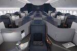 Erster Blick in die neue Business Class von Lufthansa