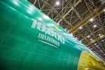 Baby-Boeing wird fünfstellig