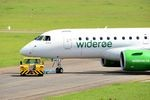 Erste Embraer E190-E2 geht an Widerøe