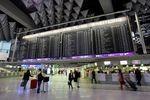Hunderte Flugausfälle in Frankfurt und München