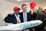 Air Asia X kehrt Airbus A350 den Rücken