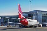 Qantas: Canberra Airport hat 737 als Geisel genommen