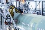 Roboter beschleunigen A320-Produktion in Hamburg