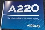 Und der Name ist: Airbus A220