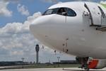 Airbus und Boeing laufen sich für Farnborough warm