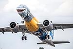 300 Flugzeuge: Embraer kehrt mit vollen Auftragsbüchern heim