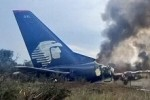 Alle Personen an Bord überleben E190-Unfall in Mexiko