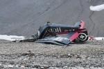 Keine Überlebenden bei JU-52-Absturz in der Schweiz
