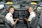 Lufthansa wünscht sich mehr Pilotinnen
