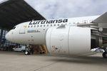 Lufthansa hat keine Reservetriebwerke mehr