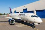 Erster Airbus A220-100 für die Vereinigten Staaten