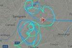 Air Astana: Notlandung in Portugal