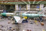 Boeing montiert erste 777-9