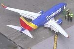 EMAS stoppt Boeing 737 von Southwest Airlines