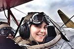 Alia Twal: Von der Löwenbändigerin zur Pilotin