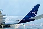 Erste A380 in neuer Lufthansa-Livery in München gelandet