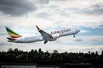 Ethiopian-Piloten hatten vom Start weg Probleme