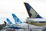 Singapore Airlines zieht zwei Boeing 787-10 aus dem Verkehr
