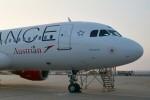 Raubüberfall auf Austrian-A320 am Flughafen von Tirana