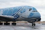 ANA A380 fliegt erstmals nach Hawaii