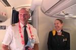 Nach 42 Jahren: ein Kapitän geht von Bord