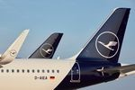 Lufthansa-Aktien im Sinkflug