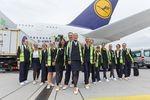 Lufthansa kann Ufo-Streik nicht stoppen