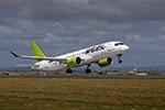 Air Baltic betritt Neuland mit dem Airbus A220