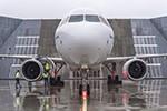 Airbus-Fahrwerk bricht durch Kabinenboden
