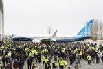 737-Krise brockt Boeing negative Auftragsbilanz ein