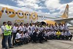 Brasilianische Regierung macht das Fliegen billiger