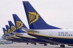 Ryanair lässt Flugbetrieb bis Juni ruhen