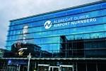 Flughafen Nürnberg im Standby-Modus