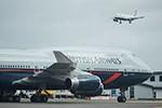 Ausrangierter British Airways-Jumbo geht zum Film