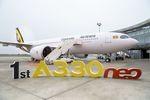 Uganda Airlines übernimmt ihre erste A330-800