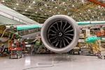 Der weltgrößte Turbofan ist ausgewachsen