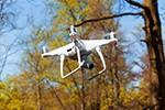 Piloten und Lotsen sichten 2020 weniger Drohnen
