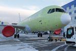 Emirate sollen Flügel für die Irkut MS-21 bauen