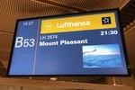 Lufthansa kehrt auf die Falklands zurück