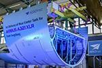 Premium Aerotec übergibt ersten A321XLR-Rumpftank