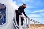 Blue Origin bringt erste Touristen ins All